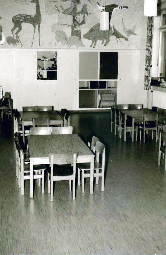 neuer Kindergarten 1956 Ausschnitt