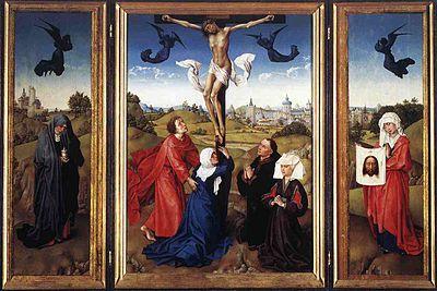 Weyden_Crucifixion_Triptych